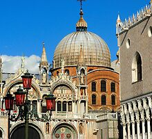 VeneZia Sights - Campanile di Piazza di San Marco by Francisca Westerterp-Muñoz