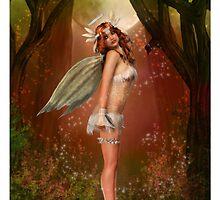 Earth Angel by emmamarlowart