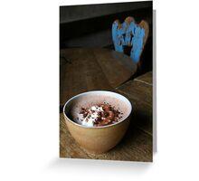 cafe, stockholm, sweden Greeting Card