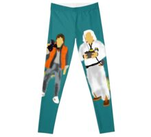 Back the Future Leggings Leggings