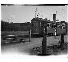 Adelaide - Glenelg Tram C-1950 Photographic Print