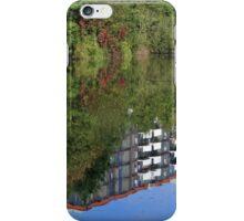 Fisherman On The Riverbank iPhone Case/Skin