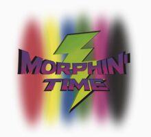 Morphin' Time! Kids Tee