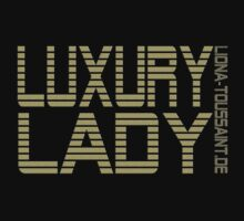 LUXURY LADY by fuxart