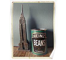 Souvenirs from America - Kodachrome postcard Poster