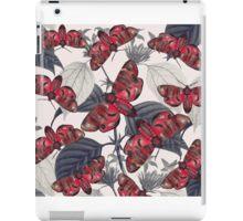 moth and botany 2 iPad Case/Skin