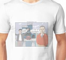 Mister Rogers' Neighborhood + Speed Unisex T-Shirt