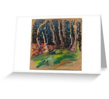 Mystic Forest Greeting Card