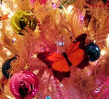 Butterfly Xmas Tree by down23