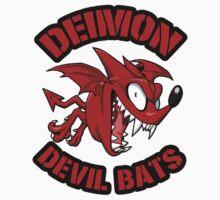 Deimon Devil Bats - Eyeshield 21 by evilaki