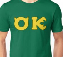 Monsters U: Oozma Kappa Unisex T-Shirt