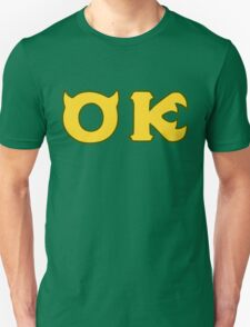 Monsters U: Oozma Kappa T-Shirt