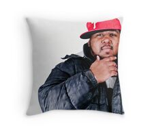 bbp artist Throw Pillow