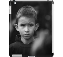 But i want to stay ! iPad Case/Skin
