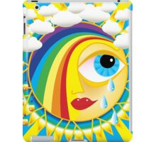 LADY RAINBOW iPad Case/Skin