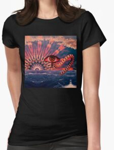 Plyro Womens Fitted T-Shirt