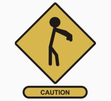 Caution: Zombies by wetdryvac