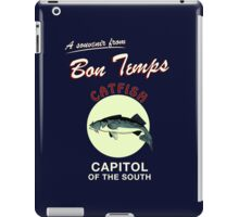 A souvenir from Bon Temps iPad Case/Skin