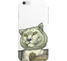 Banjo Lion Face iPhone Case/Skin