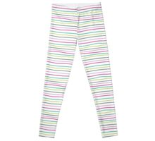 Colorful Stripes Leggings