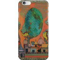 Mughal Skyline - The Qalam Series iPhone Case/Skin