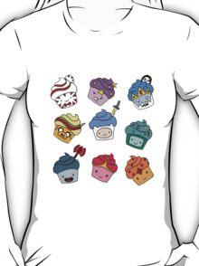 Adventurous Cupcakes T-Shirt