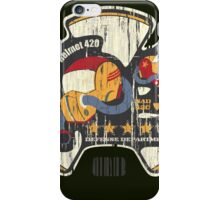 Radiocative Fallout Inspired T-Shirt iPhone Case/Skin