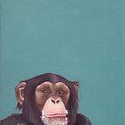 Chimp by chelsgus
