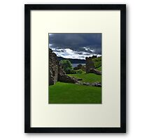 What Stories can you tell...? Framed Print