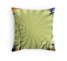 Ironed Throw Pillow