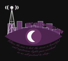 Night Vale Community Radio T-Shirt