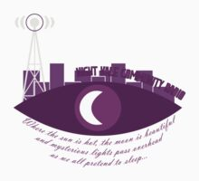 Night Vale Community Radio Kids Clothes