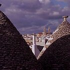 Lost in timeless Italy - Ostuni - The land of Trulli: by E.R. Bazor