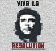 VIVA LA RESOLUTION by w1ckerman