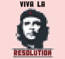 VIVA LA RESOLUTION One Piece - Long Sleeve
