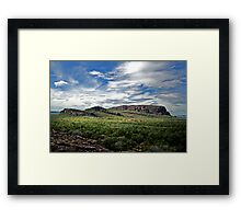 Kakadu Country Framed Print