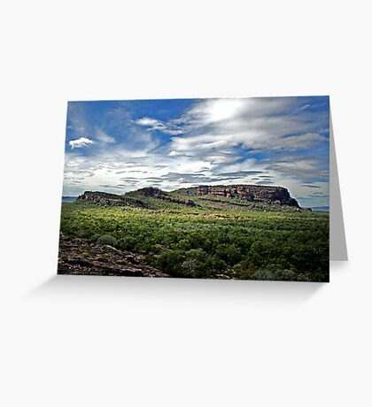 Kakadu Country Greeting Card