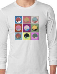 POKEBALL x9 Long Sleeve T-Shirt