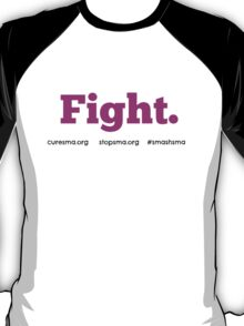 Fight-Pink T-Shirt