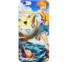 Misty & Togepi iPhone Case/Skin