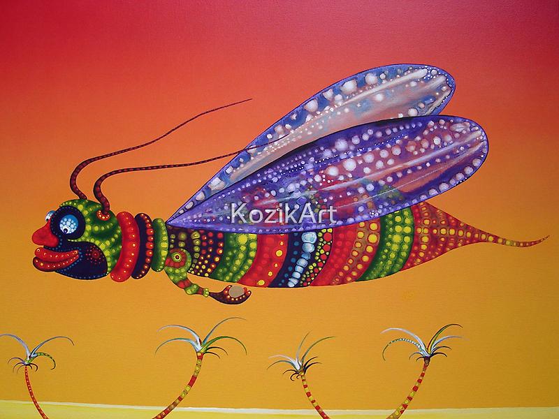 The Pollenator by Rainer Kozik