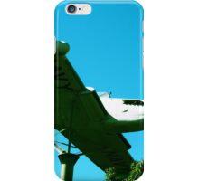 Plane on a Stick II iPhone Case/Skin