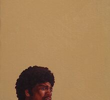 Gil Scott Heron by chelsgus