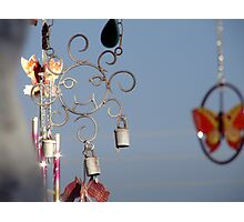 Wind Chimes Photographic Print