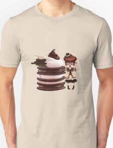Chocolate Nerd Unisex T-Shirt