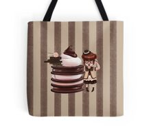 Chocolate Nerd Tote Bag