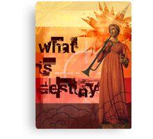 What is destiny? Canvas Print