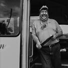 The Tour Guide, The Smile, The Alligator Hat by Thomas Barker-Detwiler