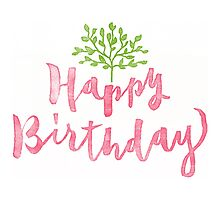 Happy Birthday by Chee Sim