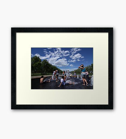 """""""Children"""" Framed Print"""